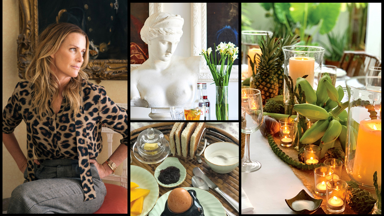 India Hicks Shares Her Secrets to Gracious Entertaining in the Midst of a Pandemic
