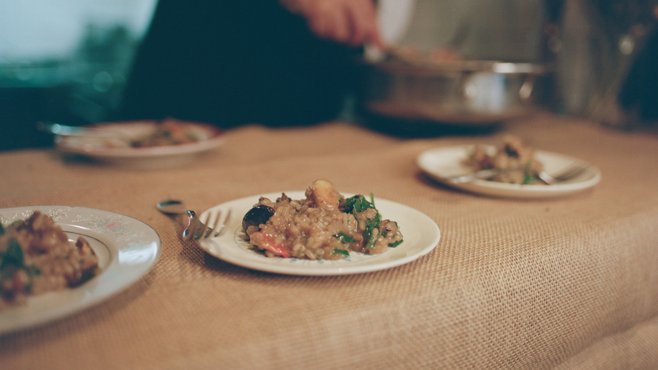 In the Kitchen with Waris Ahluwalia and Marco Canora