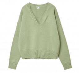 Cotton-wool-alpaca Sweater by Cos