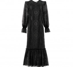 Long Lace Dress by The Vampire's Wife x H&M