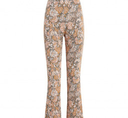 Jane Crop Flare Pant by Leset