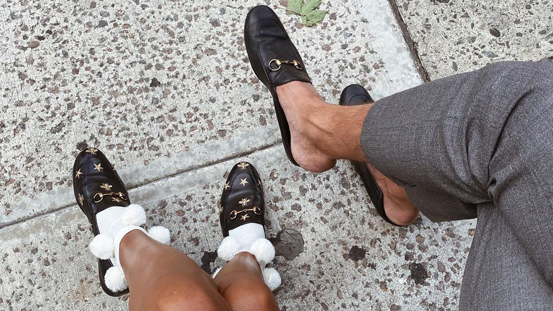 Socks & Loafers: Our Favorite Styling Trick for Fall