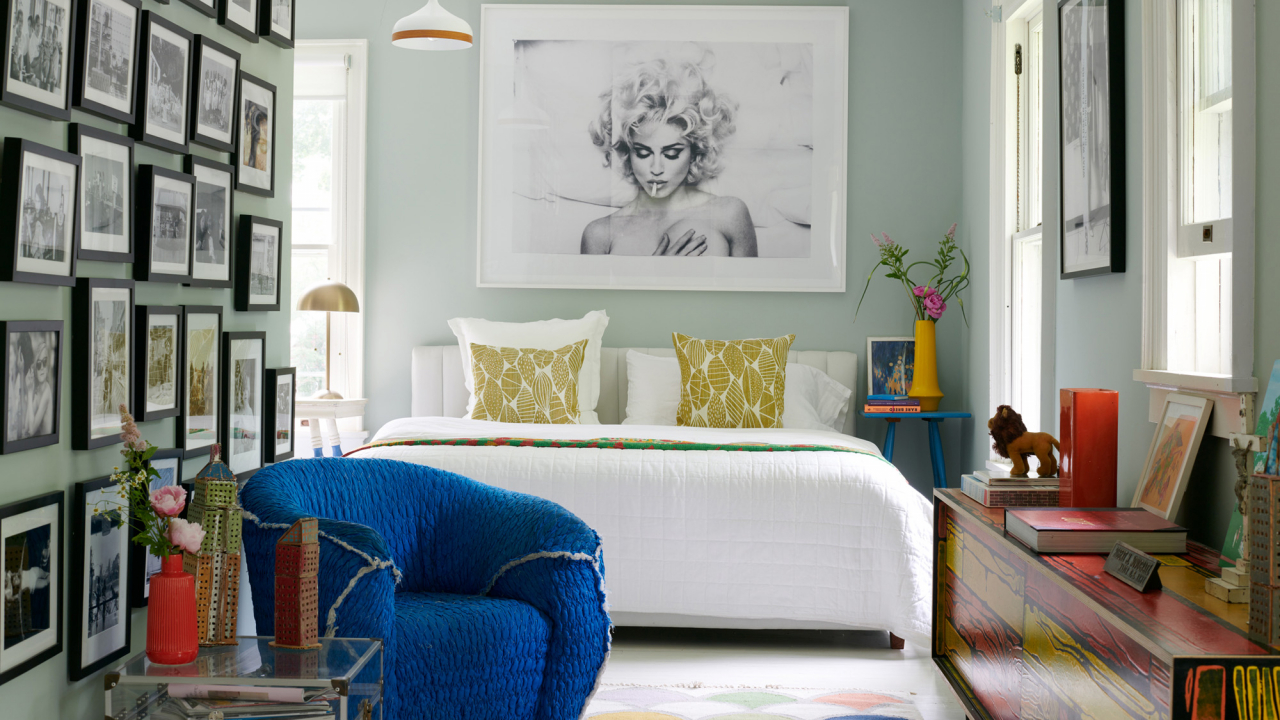 Inside an Interior Design Couple's Pop-Art-Filled Berkshires Escape