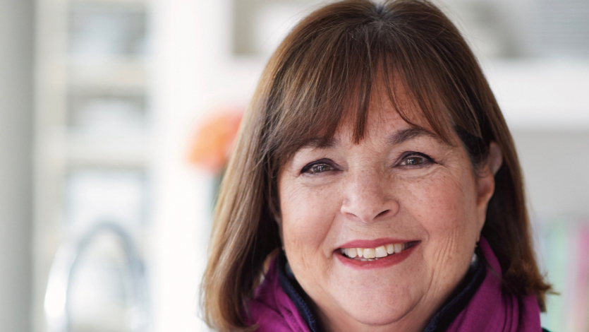 Ina Garten on Thanksgiving Traditions & the Secret to Easy Entertaining