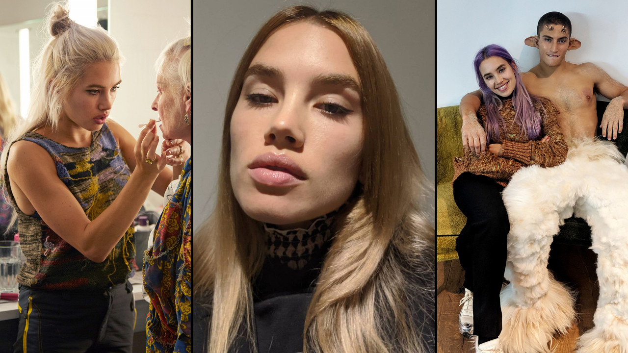 Makeup Artist Isamaya Ffrench's Trick for Glowing Skin Costs $0