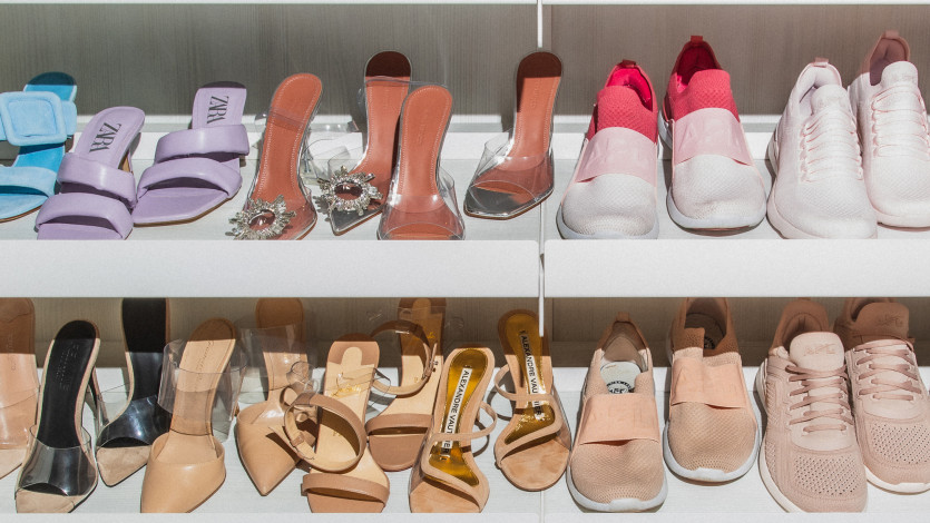 This Beauty Blogger's Closet Is a Lesson in Understated Luxury