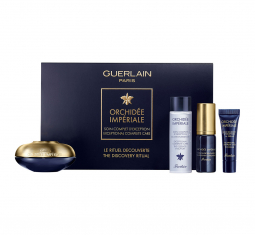 Orchidee Imperiale Anti-aging Eye & Lip Contour Cream Discovery Set by Guerlain