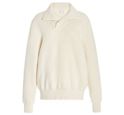 Yacht Cotton Sweatshirt by Les Tien