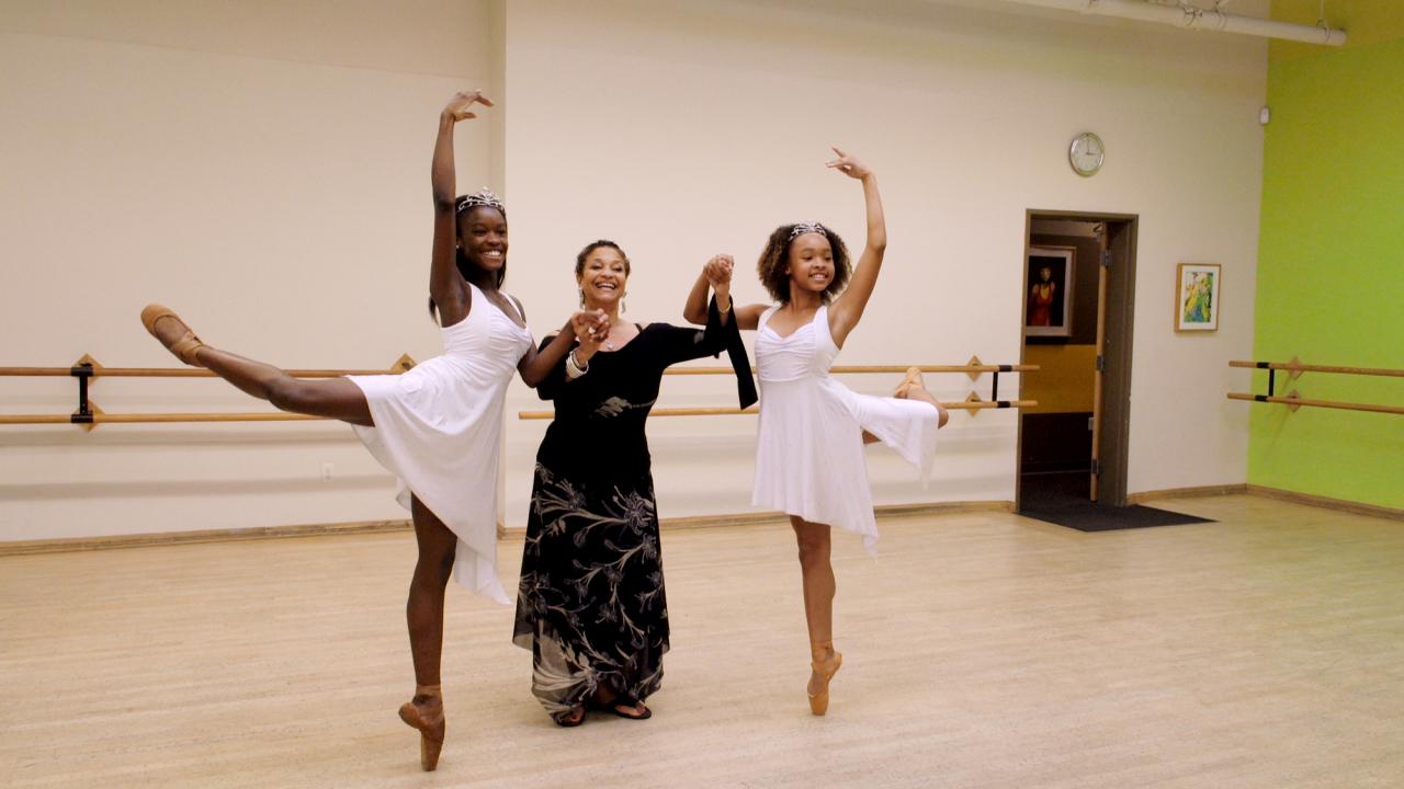 Why I Dance Dream of Debbie Allen