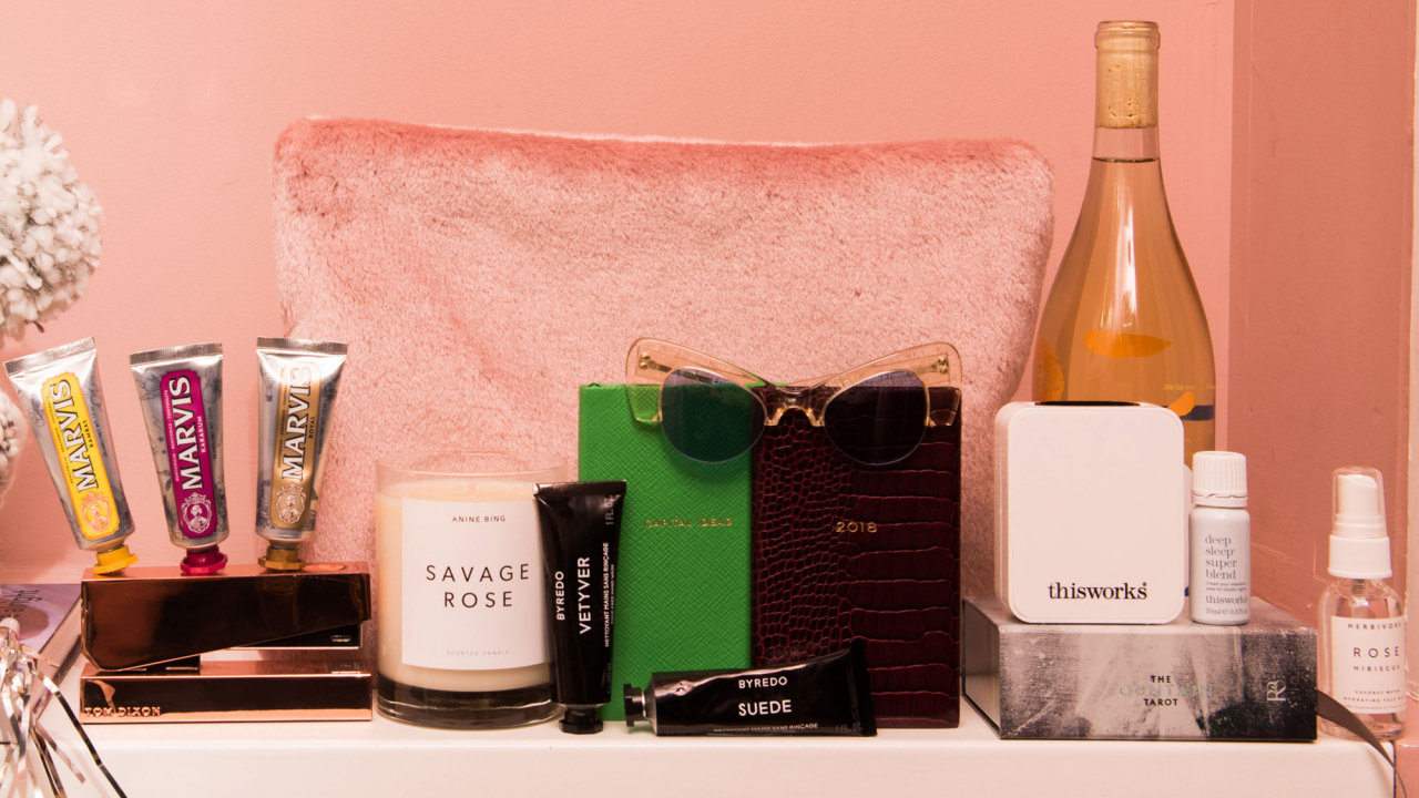 A Last-Minute Guide to Luxurious Self-Gifting