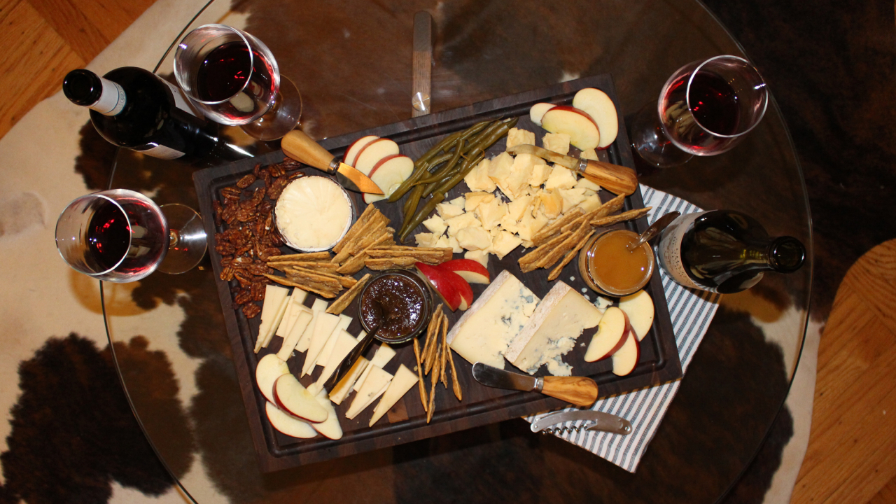 7 Experts Share Their Secrets to the Perfect Wine and Cheese Board