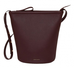 Zip Bucket Bag by Mansur Gavriel