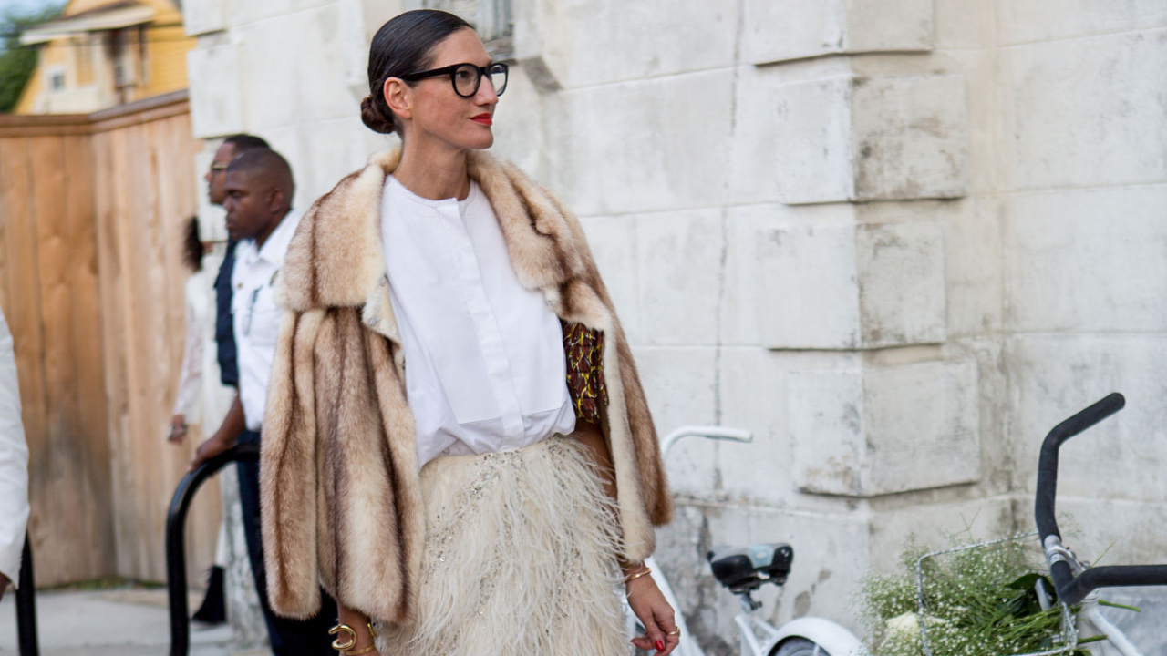 An Ode to Jenna Lyons' Iconic Personal Style