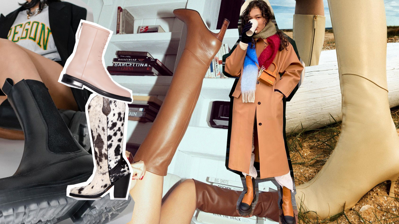 Experts Share the Biggest Winter Boot Trends to Shop Now
