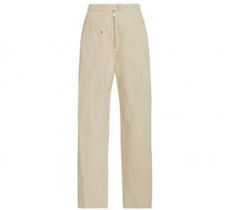 Phil Cotton-blend Straight-leg Pants by Isabel Marant Étoile
