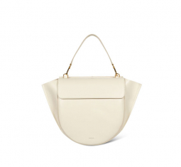 Hortensia Medium Calf Top-handle Bag by Wandler